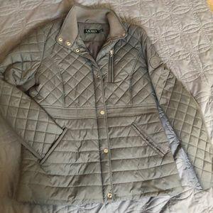 Lauren Ralph Lauren grey puffer jacket